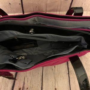 Coco + Carmen Bags - Fashion Laptop/ Organizer Bag.  NWT
